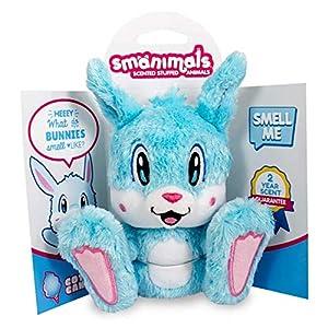 Scentco Smanimals Cotton Candy Bunnies (Azul)
