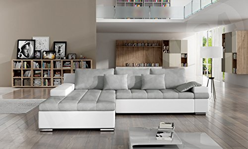 Moderne eckcouch  Design Ecksofa Bangkok Smart, L-Form Couch, Moderne Eckcouch mit ...