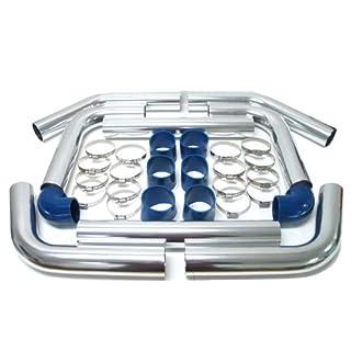 ARSpeed UNI1 Ladeluftkühler Einbauset Universal