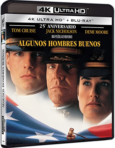 Algunos Hombres Buenos (4K UHD + BD) [Blu-ray] 51NVnD34C2L