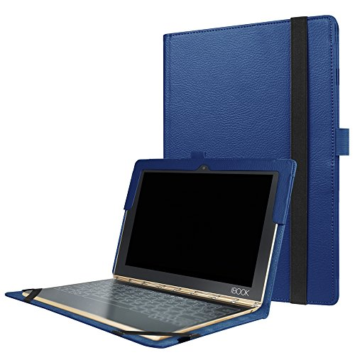 VIFLYKOO y00kst0503 Tablet-Schutzhülle, Lenovo Yoga BOOK 10.1, dunkelblau, Stück: 1