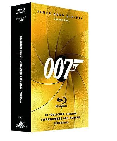 James Bond - Box Vol. 2: In tödlicher Mission/Liebesgrüsse aus