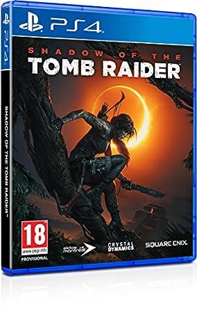 Shadow Of The Tomb Raider Estándar