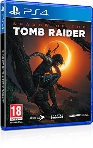 Shadow Of The Tomb Raider Estándar  (Edición Exclusiva Amazon) (precio: 61,90€)