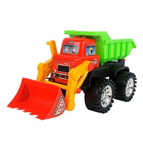 jouet-denfant-camion-jouet-plastique-construction-sable-bac-sable-bord-de-mer-avec-famille