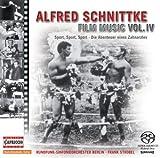"""Musique des films """"Sport, Sport, Sport"""" & """"Die Abenteuer eines Zahnarztes"""" / Rundfunk-Sinfonieorchester Berlin - Frank Strobel, direction"""