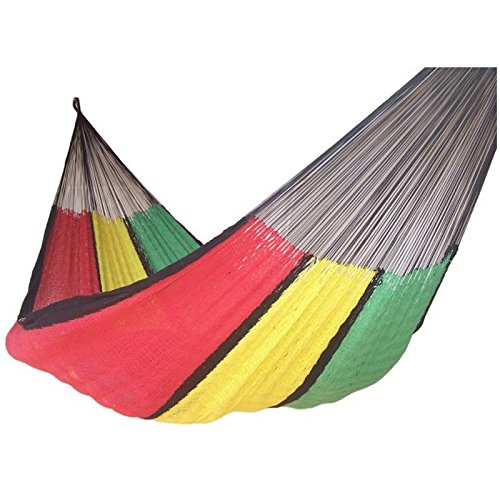 Hamac Mexicain - 2 Places - Reggae - Hamac Filet - Hamac Double