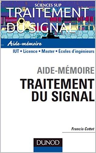 TRAITEMENT DU SIGNAL (Série Aide-mémoire)