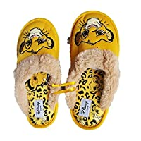-;Disney -; The Lion King Simba Design Slipper Flip Flop for Ladies Gift New BNWT