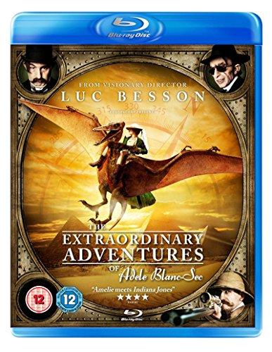Bild von Adèle und das Geheimnis des Pharaos / The Extraordinary Adventures of Adèle Blanc-Sec [UK Import] [Blu-ray]
