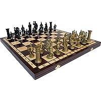 ChessEbook-Schachspiel-SPARTAN-49-x-49-cm
