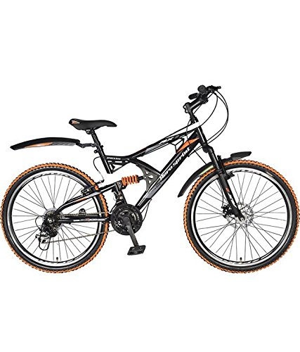 hero rx2-21s-rd-or 26t speed steel sprint bicycle with disc brake, kids 24-inch (black) Hero RX2-21S-RD-OR 26T Speed Steel Sprint Bicycle with Disc Brake, Kids 24-inch (Black) 51NVvy3Im0L