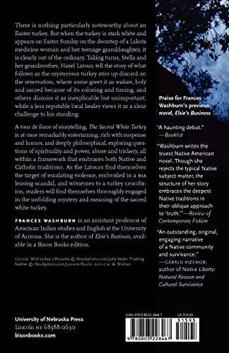 The Sacred White Turkey (Flyover Fiction)