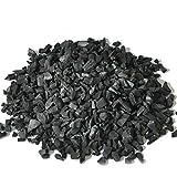 500g de carbón activado granulado acuario filtro de pescado