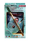 Irish Tin Whistle Pack + DVD + Flûte Irlandaise