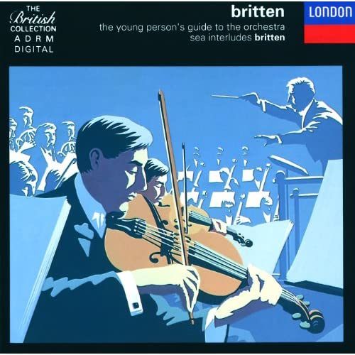 Britten: The Young Person's Guide to the Orchestra, Op.34