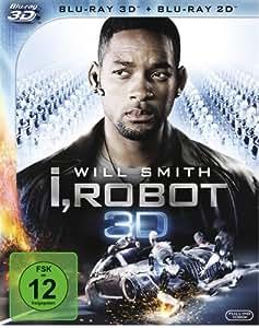 I, Robot (+ Blu-ray) [Blu-ray 3D]