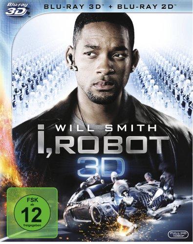 Bild von I, Robot (+ Blu-ray) [Blu-ray 3D]
