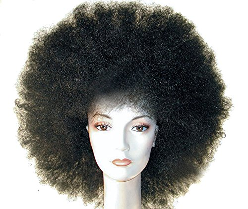 (Afro Jumbo Brown Costume Wig)