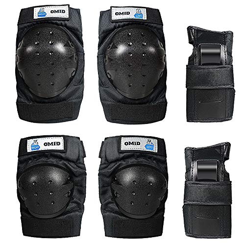 OMID Kids Protective Gear Set 6P...