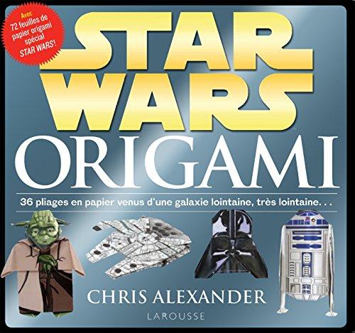 Star Wars Origami por Collectif