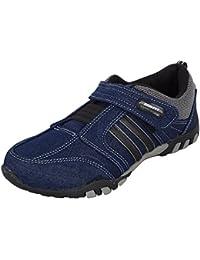 Cokpit Men's Denim Running Sports Shoes.