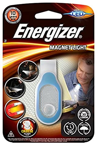 Energizer Small Magnet Light inklusive 2 x CR2032 Funktionsleuchte 638668 (Torch Light 2)