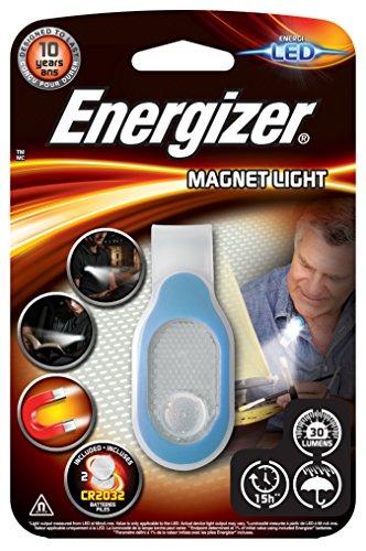 Energizer 638668 - Luz funcional clip magnético pequeña