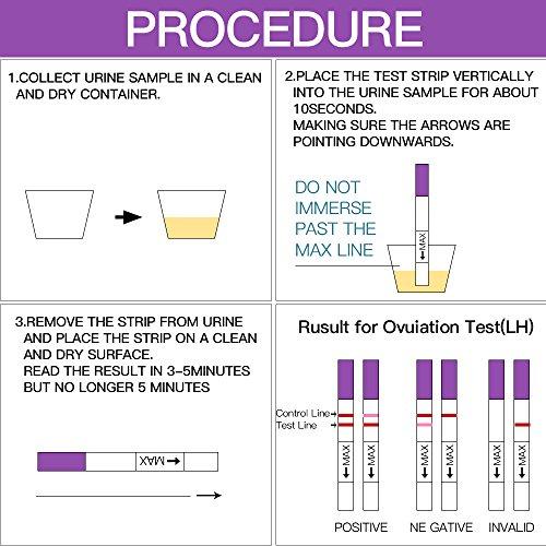 Zoom IMG-2 50 x test di ovulazione