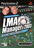 Cheapest LMA Manager 2003 on PlayStation 2