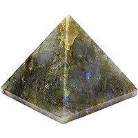Labradorit Stein-Pyramide-Energie-Generator Reiki Feng Shui Heilung Spirituelle preisvergleich bei billige-tabletten.eu