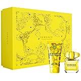 Versace Yellow Diamond Set - Eau de Toilette + Body Lotion Limitierte Edition