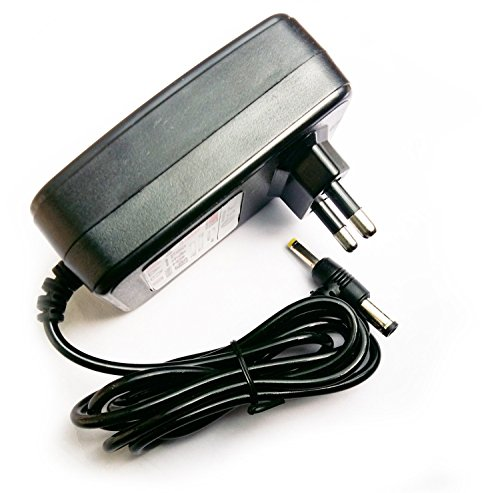 ECS 12V 1A Power Supply Adapter Ac Input 100-240V Dc Output 12Volt 1Amps - Black  available at amazon for Rs.249