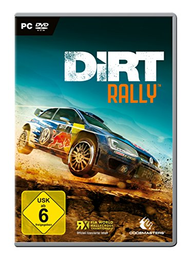 DiRT Rally - [Edizione: Germania]
