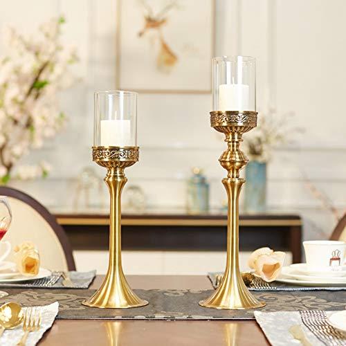 Li-lamp Metall Kerzenhalter Schöne Kerzenständer Hochzeit Urlaub Dekoration Couchtisch Dekorative Urlaub Dekoration