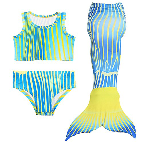 Wiwsi Beach Swimming Costume Tail Mermaid Swimsuit Le Meilleur Prix