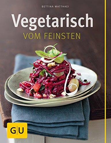 Vegetarisch vom Feinsten Gemüse-rezepte-hardcover