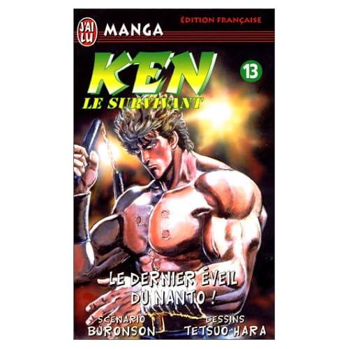 Ken le survivant, tome 13 : Le dernier éveil du nanto !