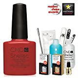 CND Shellac Gel Polish Starter Kit – CND Shellac Lobster Roll Farbe