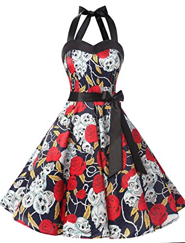 Rockabilly Kleid - Dresstells Neckholder thumbnail