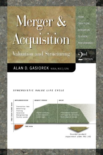 Merger & Acquisition Valuation and Structuring 2nd Edition (English Edition)