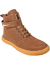 Lishtree Stylish Casual Boots For Men's