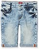 s.Oliver Jungen Shorts 61.804.72.8963, Blau (Blue Denim 52z1), 170 (Herstellergröße: 170/REG)