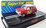 Slot SCX Scalextric Superslot H2807 Mini Cooper Classic R.AAltonen Nº177