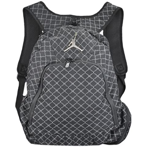 Nike Jordan Jumpman 23 Backpack Black by