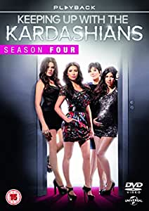 Keeping Up With The Kardashians - Season 4 [DVD] [Import anglais]
