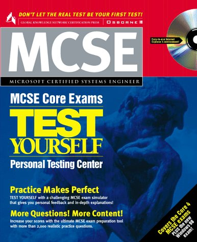 MCSE Core Exams Test Yourself Personal Testing Center (Syngress Media Inc.)