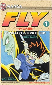 Dragon Quest - La Quête de Daï - Fly Edition simple Tome 1