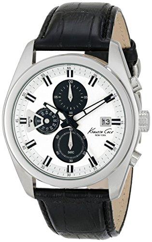 kenneth-cole-new-york-men-s-kc8041-dress-sport-round-chronograph-nero-orologio-da-polso-analogico-by