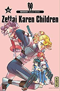 Zettai Karen Children Edition simple Tome 35